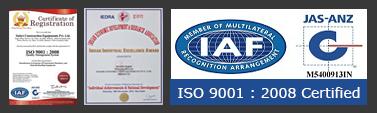 Safari-ISO-Certificate