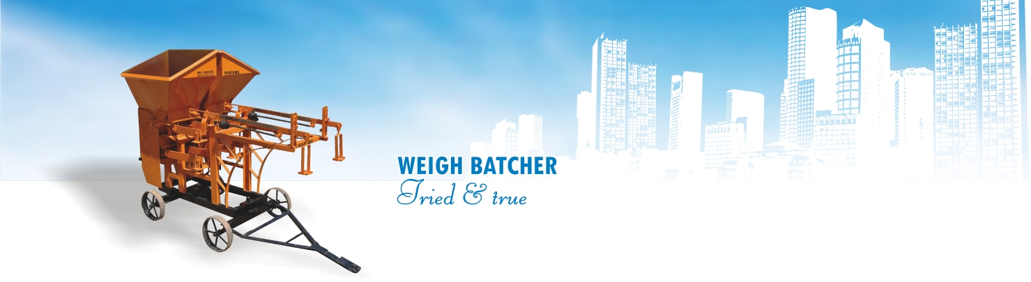 Weigh Batcher