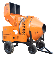 REVERSIBLE CEMENT CONCRETE MIXER 400 LITERS